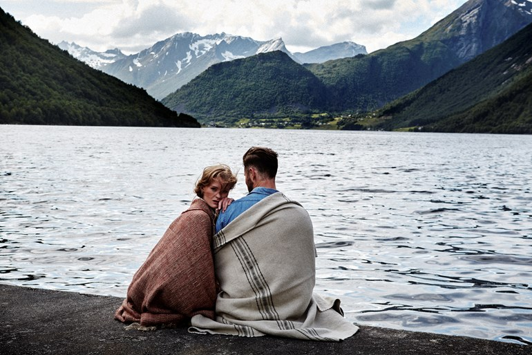 Romantic holiday in Norway