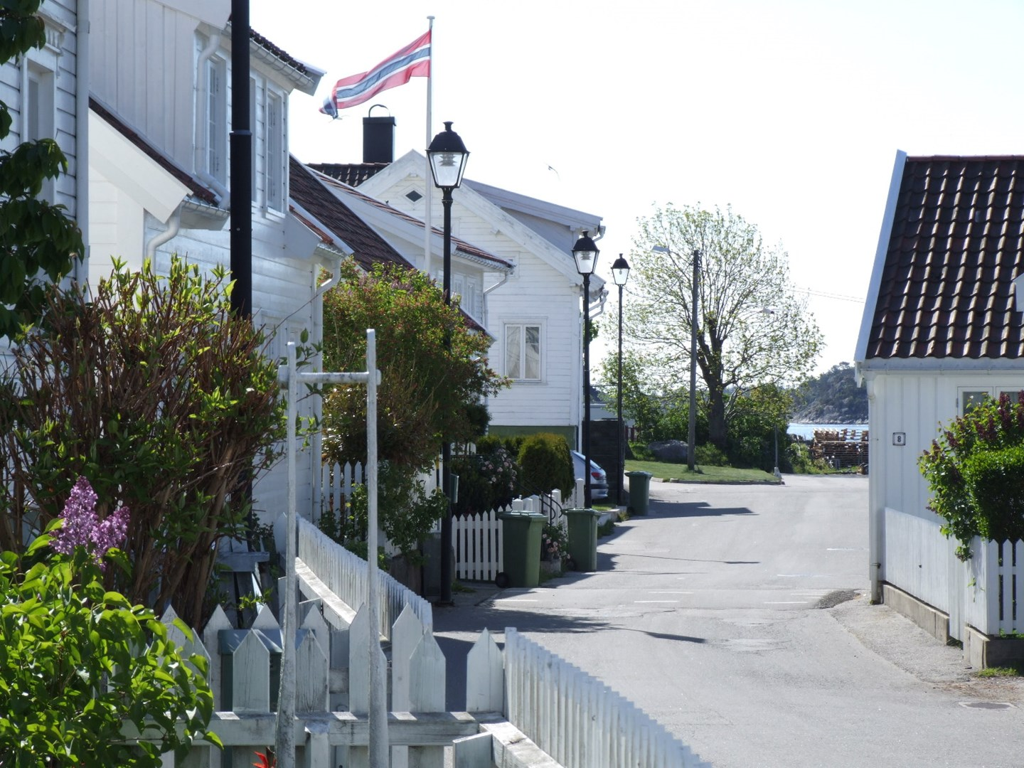 Lillesand Hotel in Norway - Historic hotels in Norway