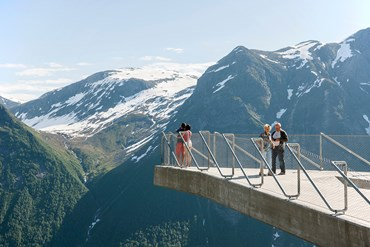 Norwegian Scenic Routes
